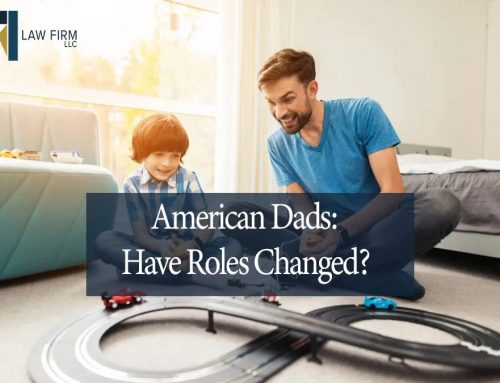 American Dads: Have Roles Changed?