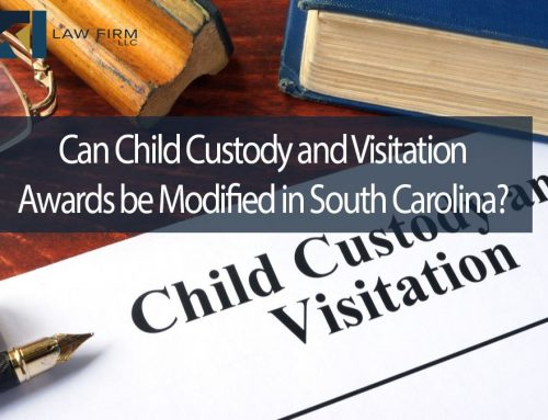 Can Child Custody and Visitation Awards be Modified in South Carolina?