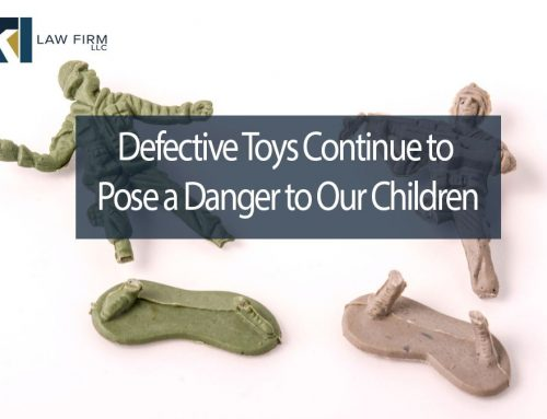 Defective Toys Continue to Pose a Danger to Our Children