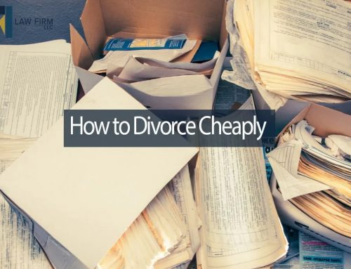 How to Divorce Cheaply