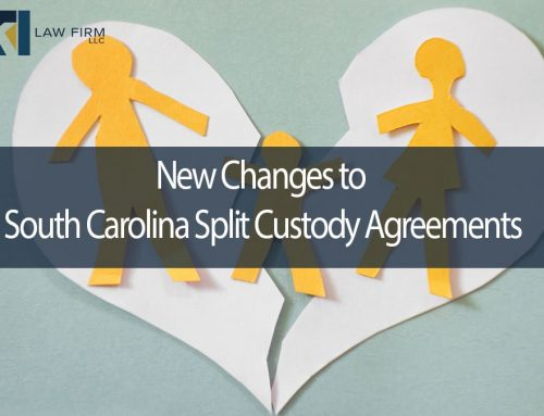 New Changes to South Carolina Split Custody Agreements