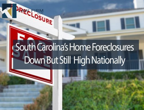 South Carolina's Home Foreclosures Down But Still High Nationally