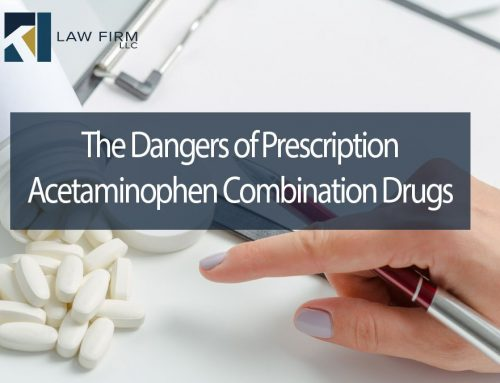 The Dangers of Prescription Acetaminophen Combination Drugs