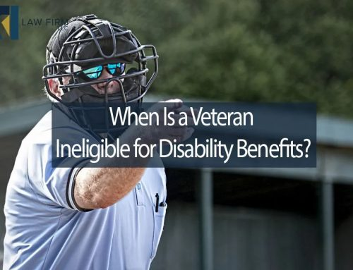When is a Veteran Ineligible for VA Disability Benefits?